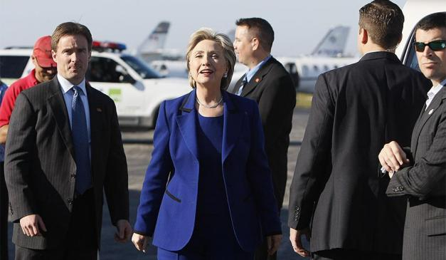 Clinton Embarrassed Ambassadors by Insisting on Riding with Huma in Unarmored Limousine