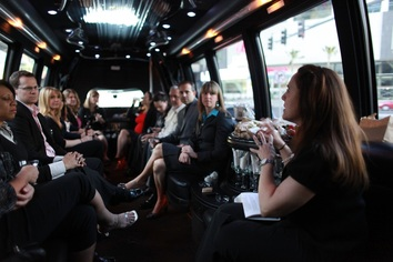 Raise your Profile through a Limousine for Corporate Events